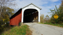 Mill Creek Covered Bridge Picture